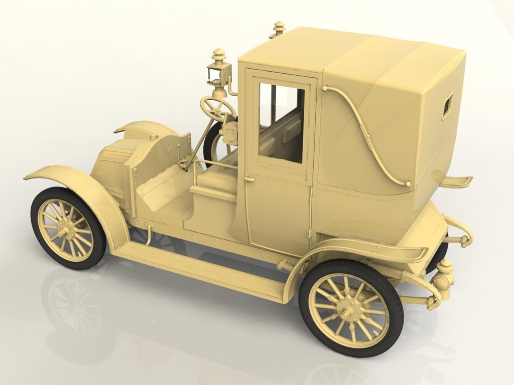 Type AG 1910 London Taxi (Vista 5)