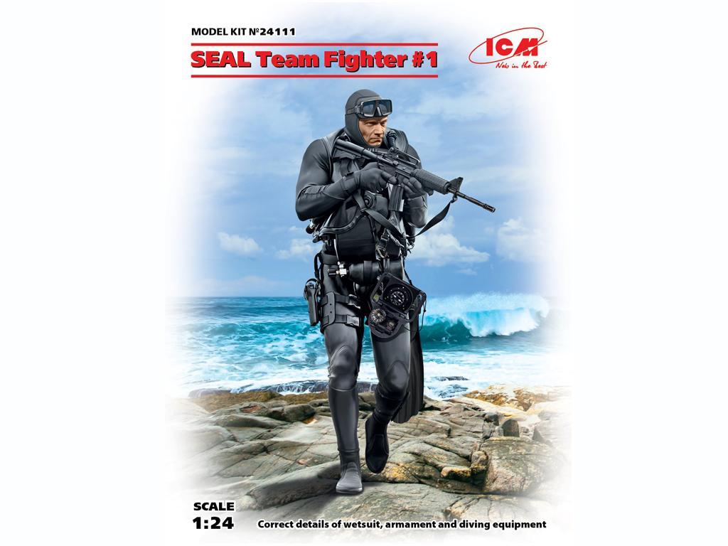 S.E.A.L. Team Fighter №1 (Vista 1)