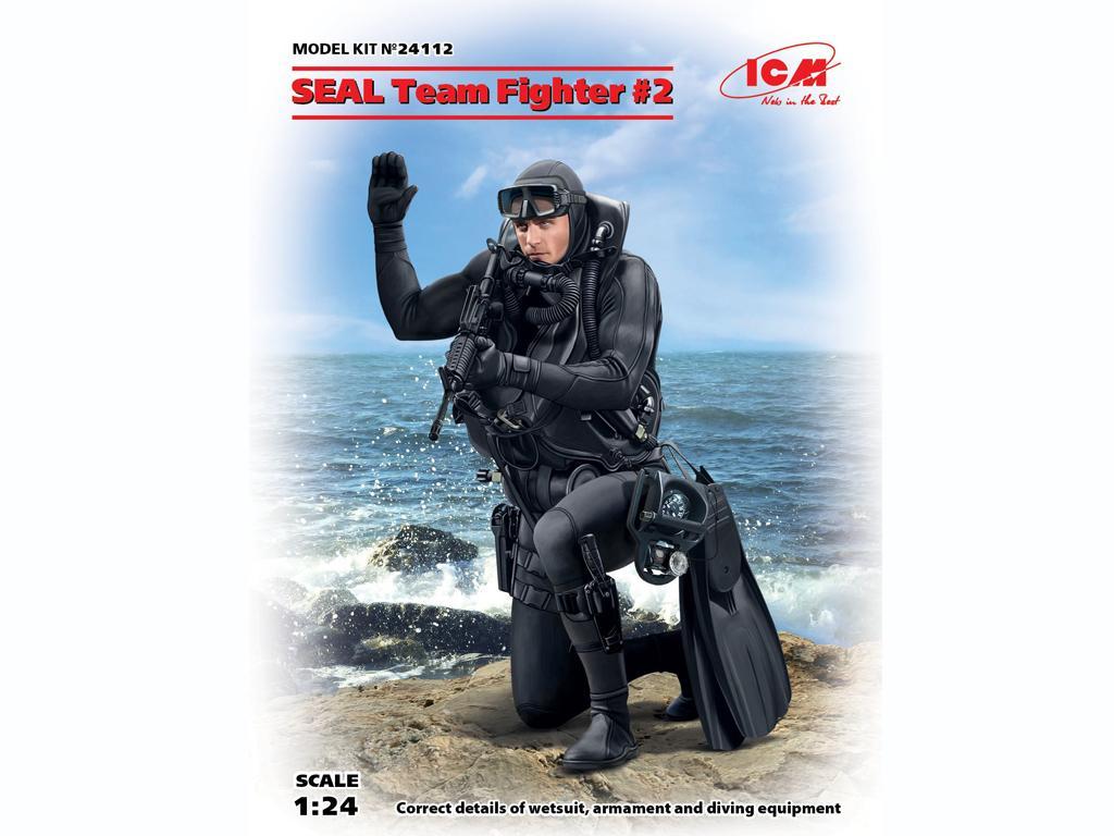 S.E.A.L. Team Fighter №2 (Vista 1)