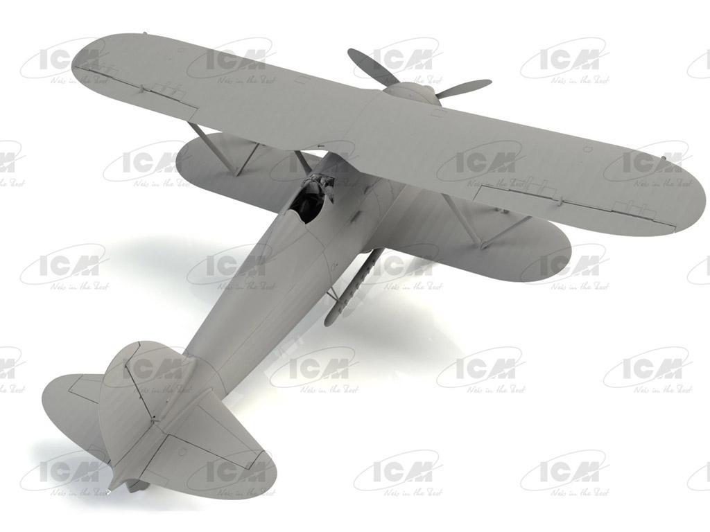 CR. 42 Falco, Italian Fighter (Vista 6)