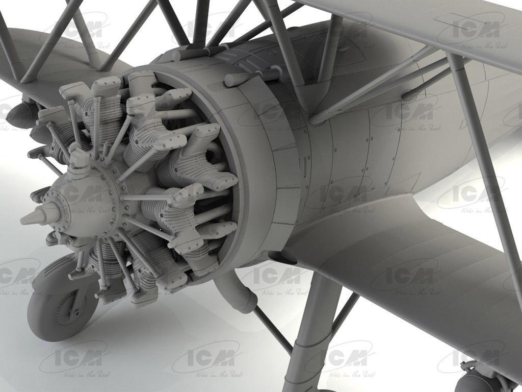 CR. 42 Falco, Italian Fighter (Vista 7)