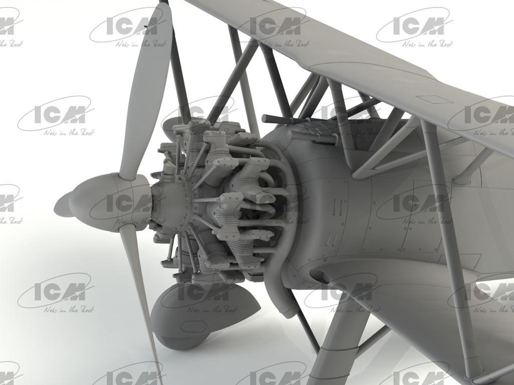CR. 42AS, Italian Fighter-Bomber (Vista 2)