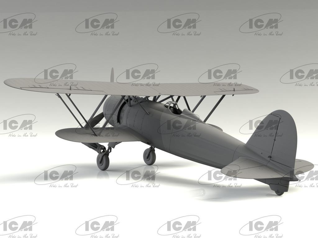 CR. 42AS, Italian Fighter-Bomber (Vista 5)