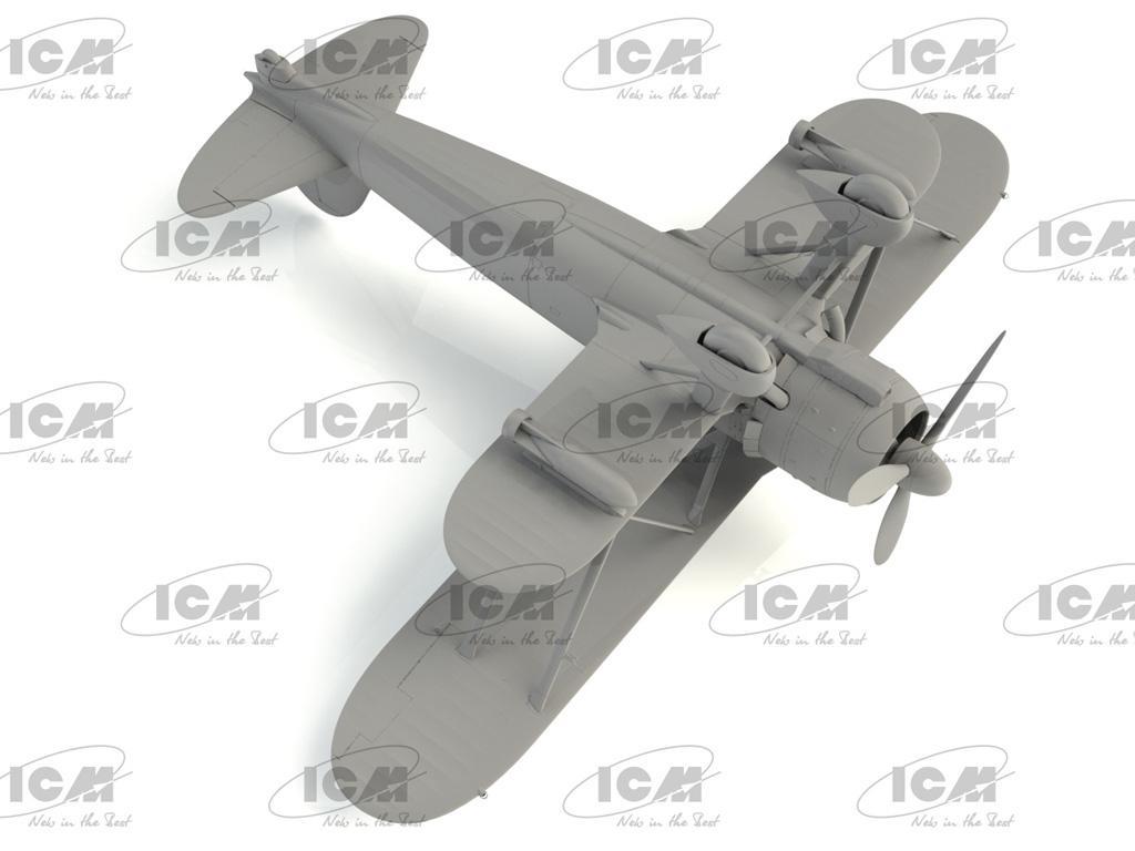 CR. 42AS, Italian Fighter-Bomber (Vista 6)