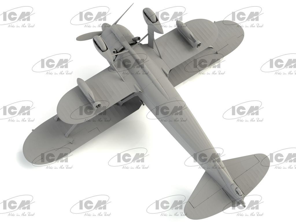 CR. 42AS, Italian Fighter-Bomber (Vista 7)