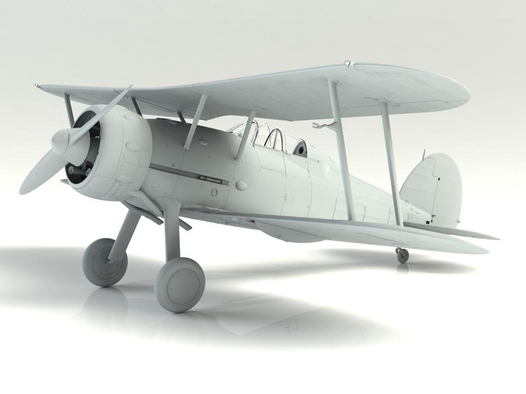 Gloster Gladiator Mk.I (Vista 3)