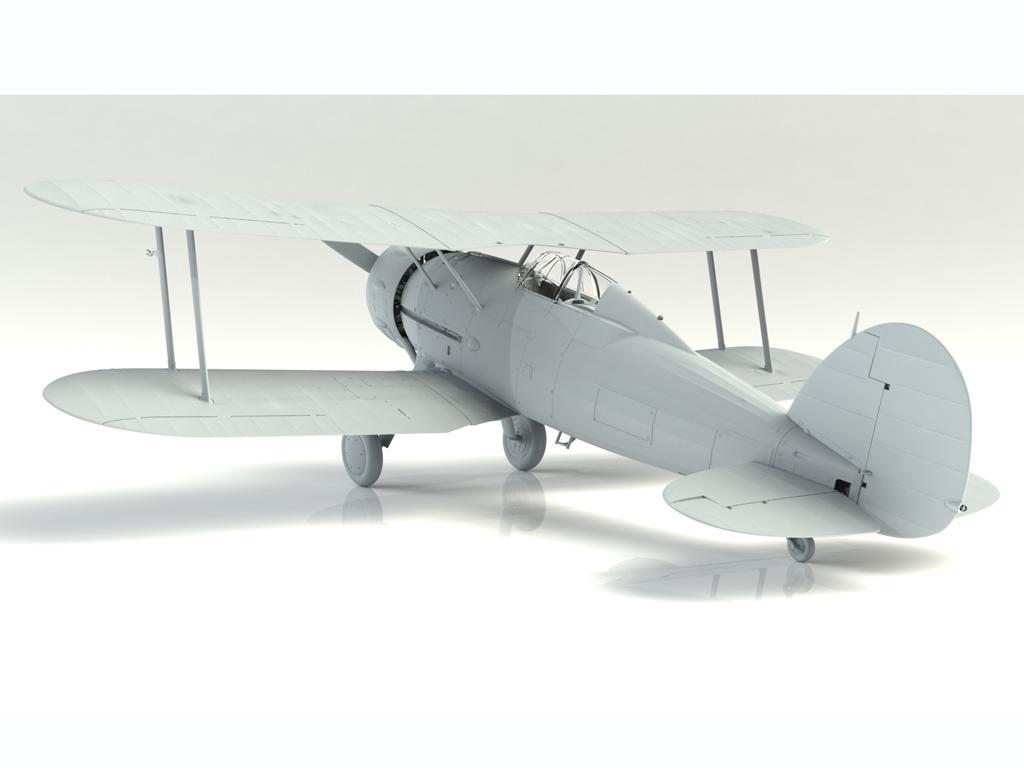 Gloster Gladiator Mk.I (Vista 4)