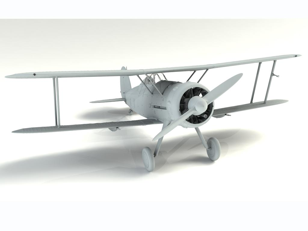 Gloster Gladiator Mk.I (Vista 6)