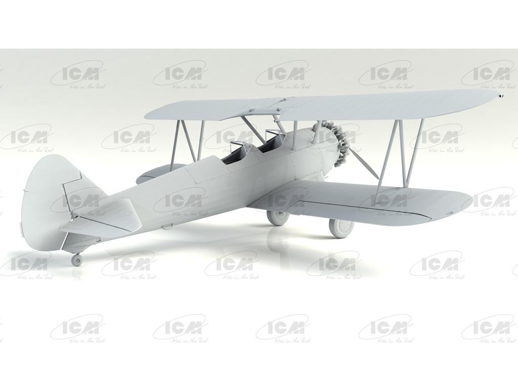 Stearman PT-17/N2S-3 Kaydet (Vista 6)