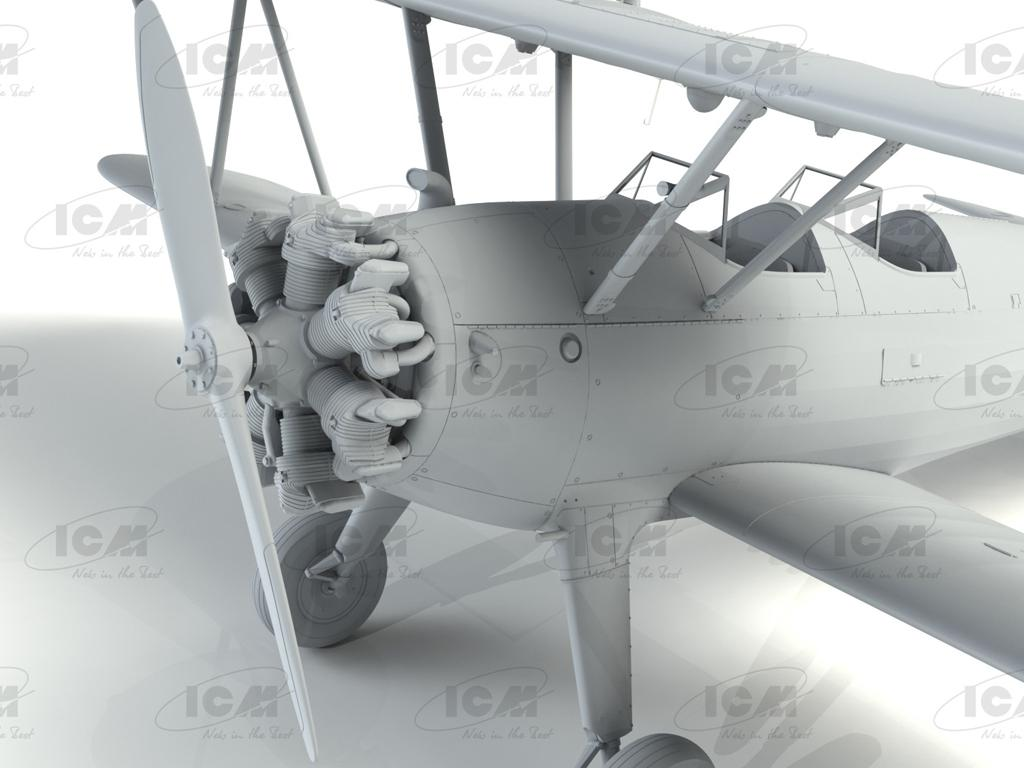 Stearman PT-17/N2S-3 Kaydet (Vista 9)