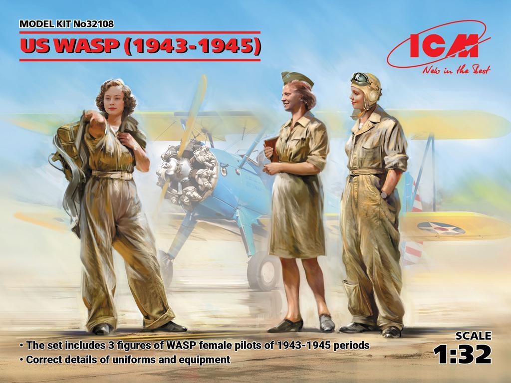 US WASP 1943-1945 (Vista 1)