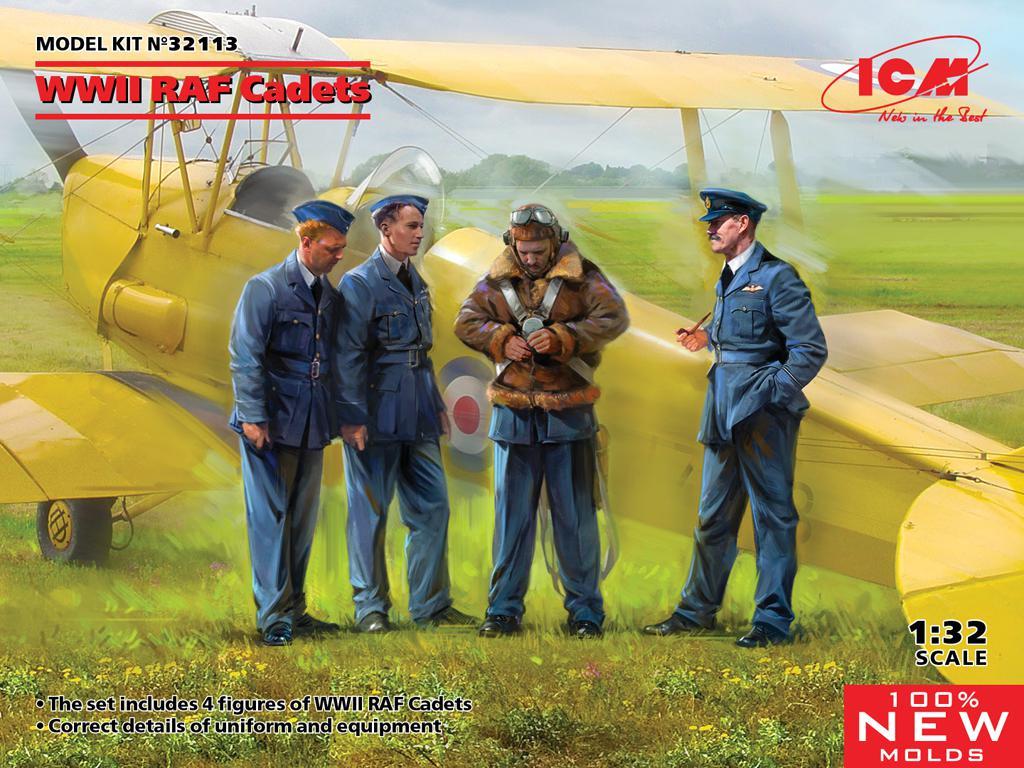 Cadetes RAF (Vista 1)