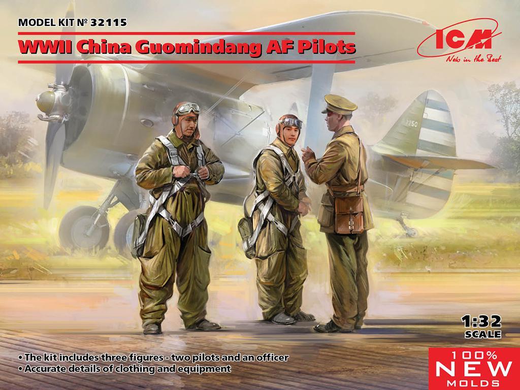 China Guomindang AF Pilots (Vista 1)