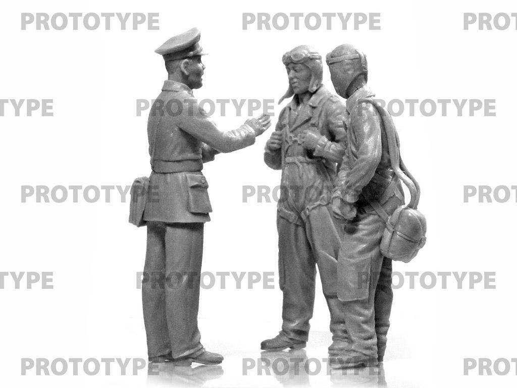 China Guomindang AF Pilots (Vista 3)
