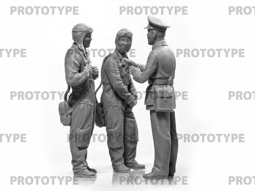 China Guomindang AF Pilots (Vista 4)