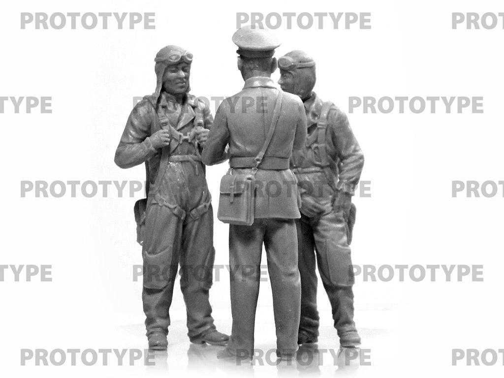 China Guomindang AF Pilots (Vista 5)