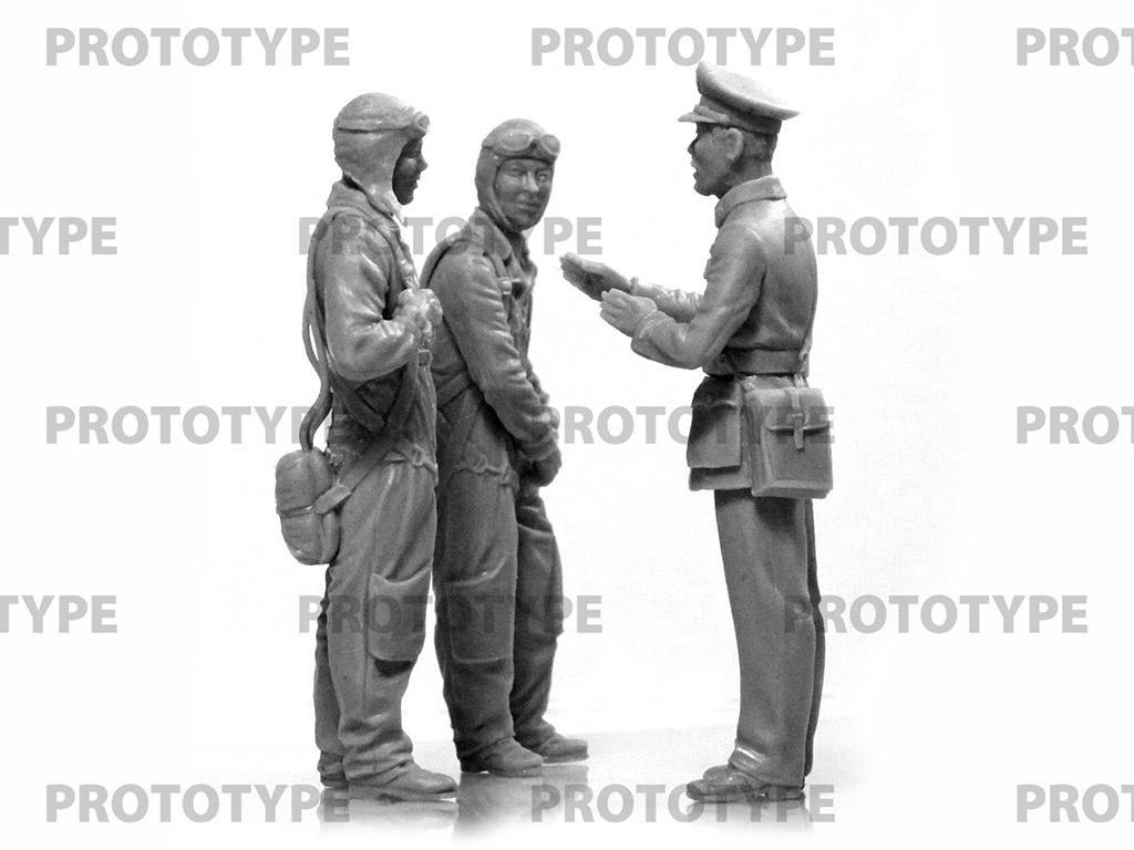 China Guomindang AF Pilots (Vista 6)