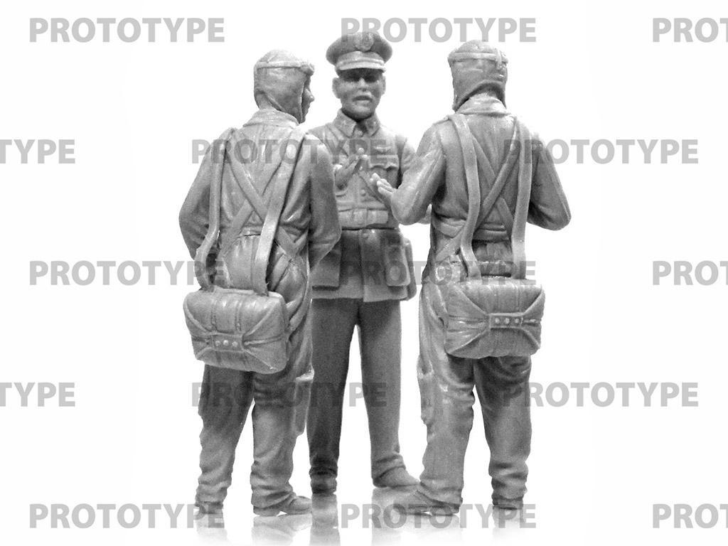 China Guomindang AF Pilots (Vista 7)
