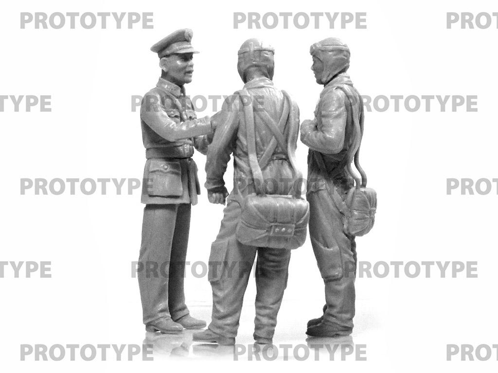 China Guomindang AF Pilots (Vista 8)