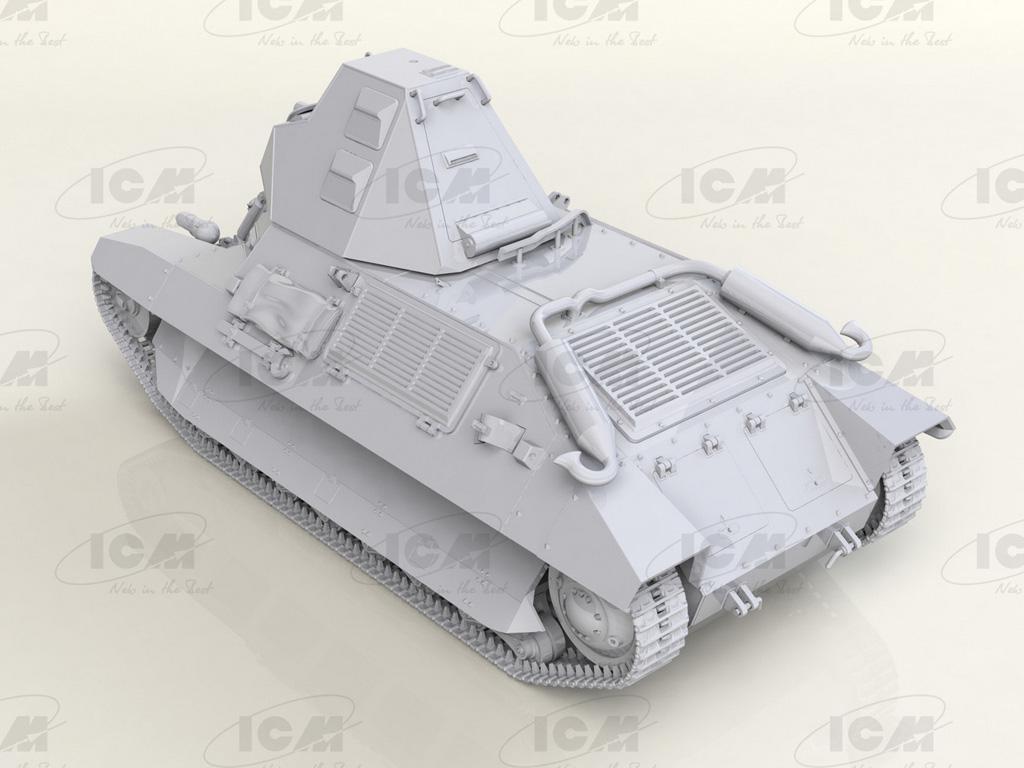 FCM 36 French Light Tank (Vista 4)