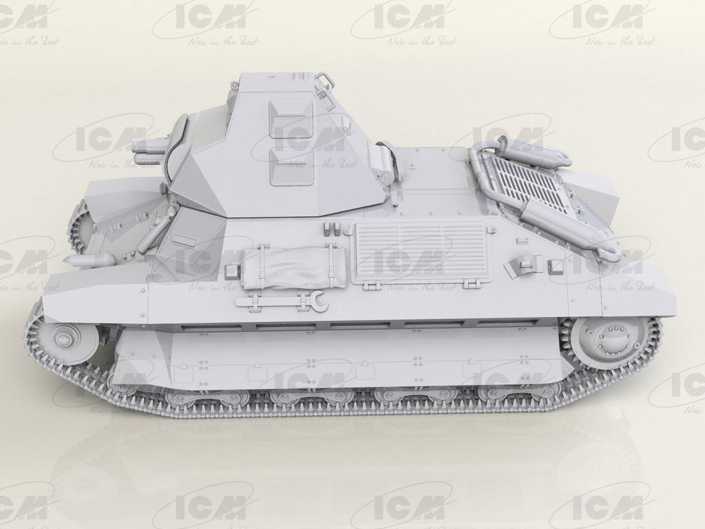 FCM 36 French Light Tank (Vista 5)