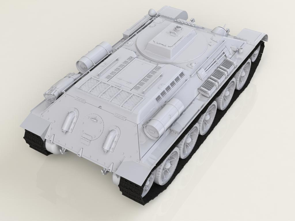 T-34  (Vista 2)