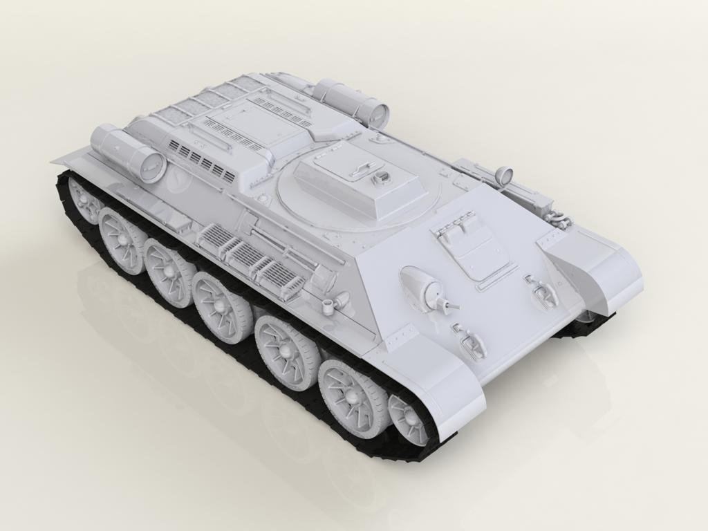 T-34  (Vista 3)