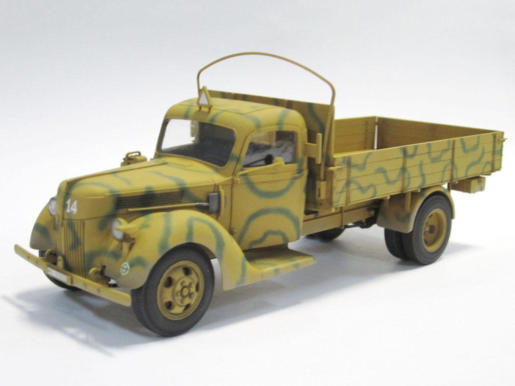 Camión alemán V3000S 1941  (Vista 2)