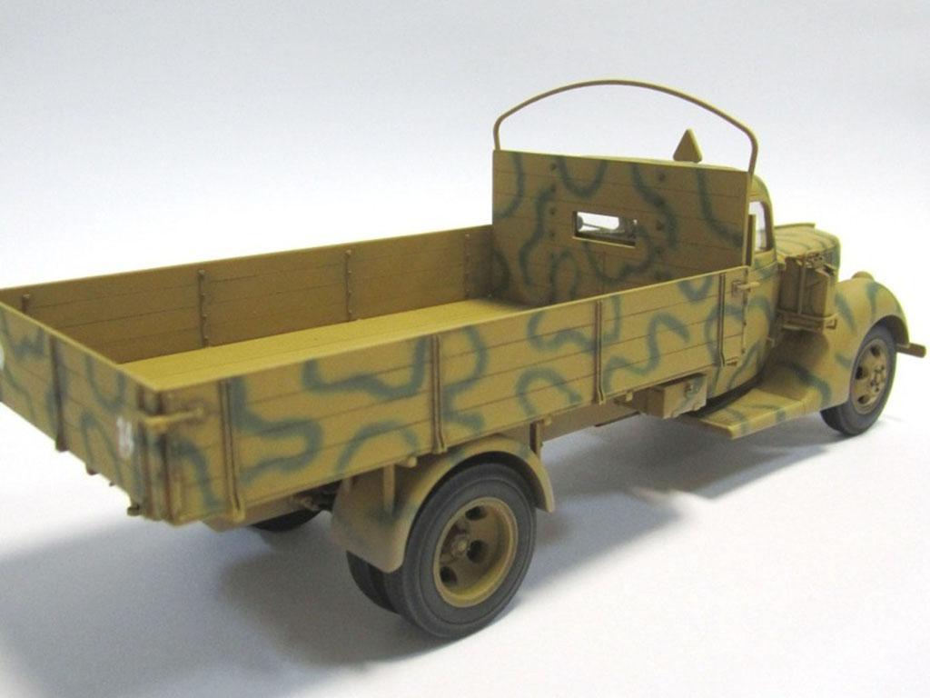 Camión alemán V3000S 1941  (Vista 5)