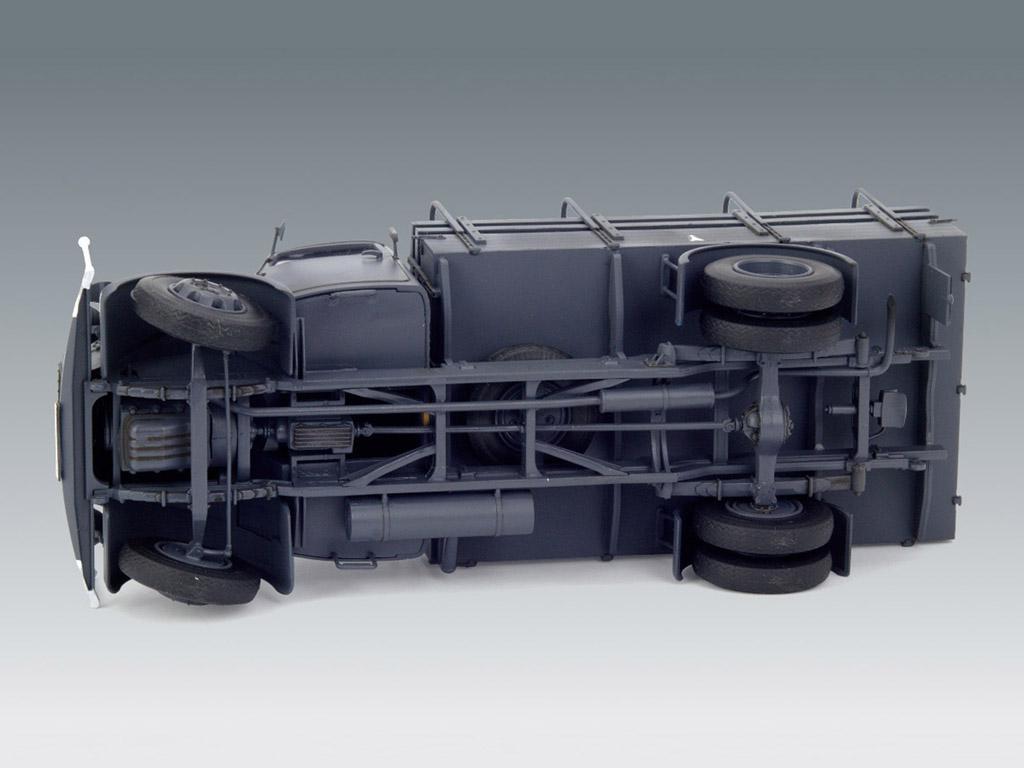 KHD S3000, WWII German Army Truck (Vista 7)