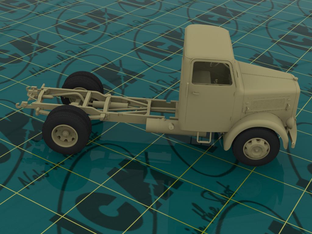 Camion Aleman Magirus S330 (Vista 2)