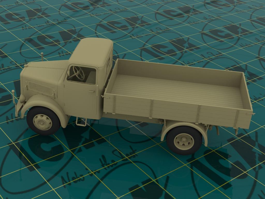 Camion Aleman Magirus S330 (Vista 5)