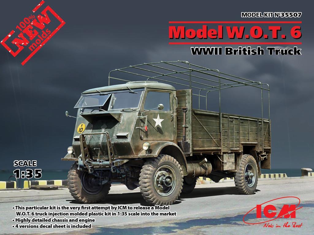 W.O.T. 6, Camion Britanico (Vista 1)