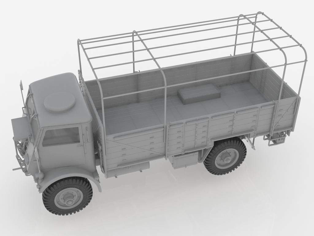 W.O.T. 6, Camion Britanico (Vista 3)