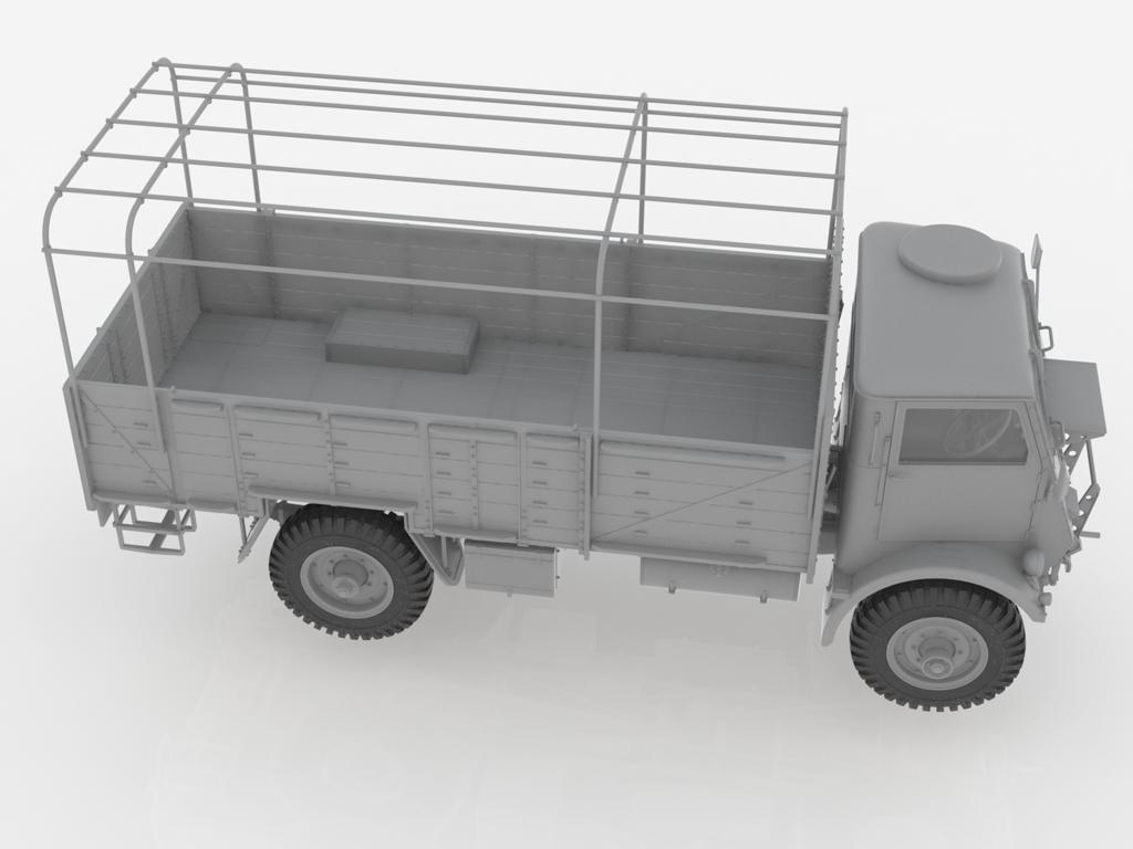 W.O.T. 6, Camion Britanico (Vista 4)