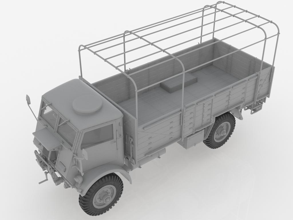 W.O.T. 6, Camion Britanico (Vista 5)