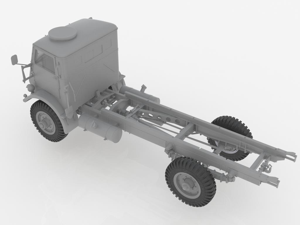 W.O.T. 6, Camion Britanico (Vista 6)