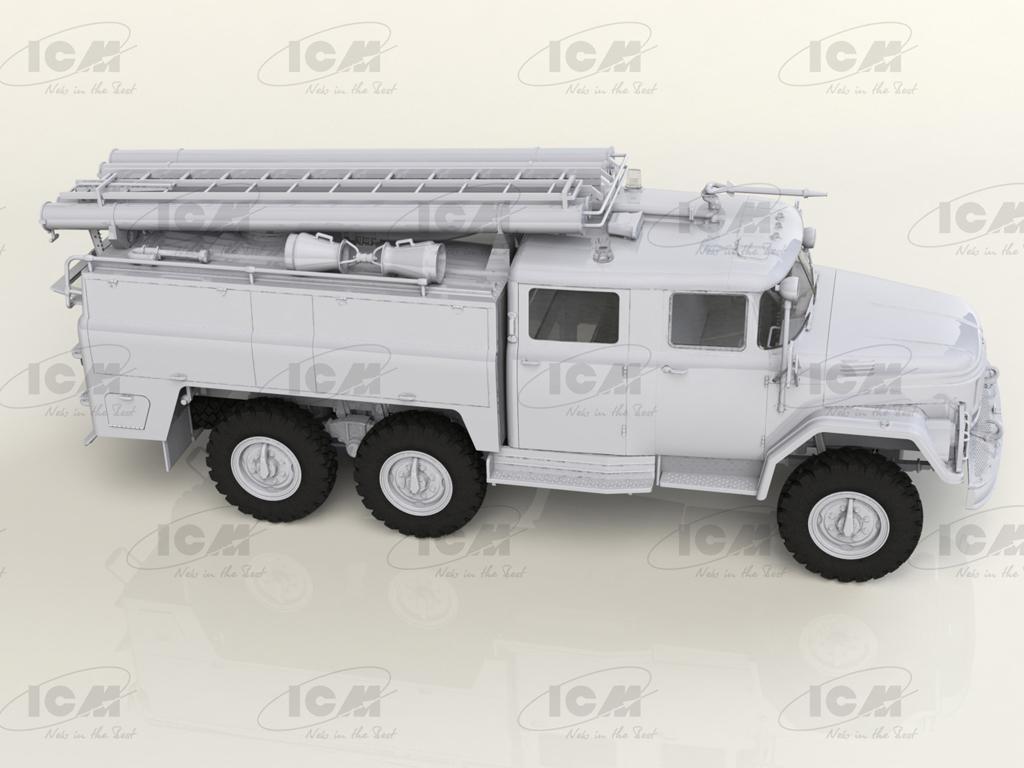 AC-40-137A, Soviet Firetruck (Vista 2)