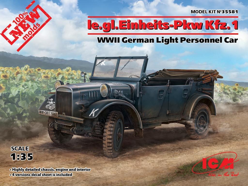 le.gl.Einheits-Pkw Kfz.1 (Vista 1)