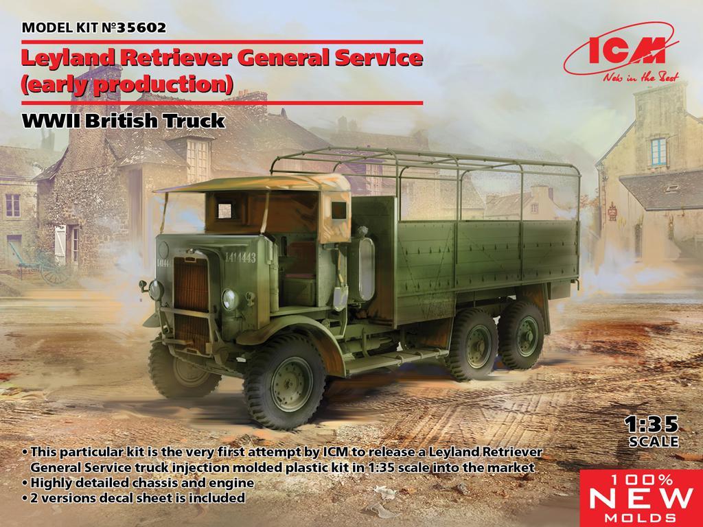 Leyland Retriever General Service (Vista 1)
