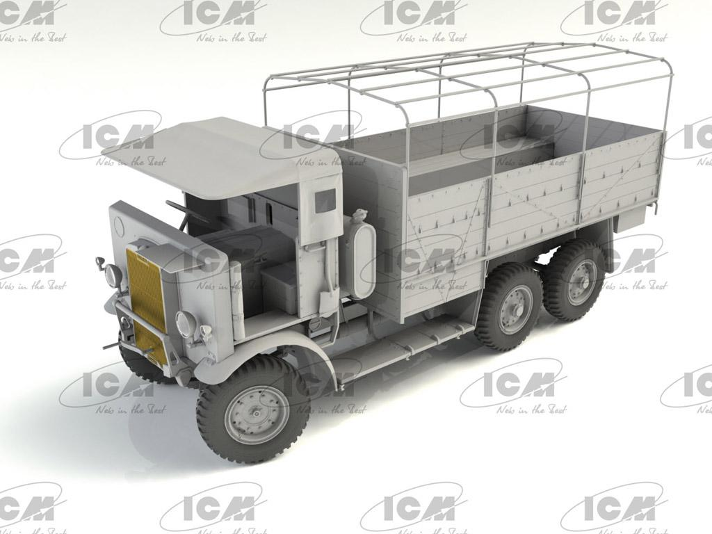 Leyland Retriever General Service (Vista 3)