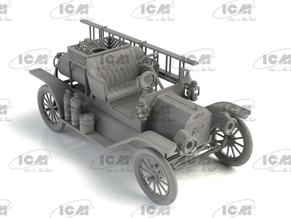 Camión de bomberos modelo T 1914 (Vista 5)