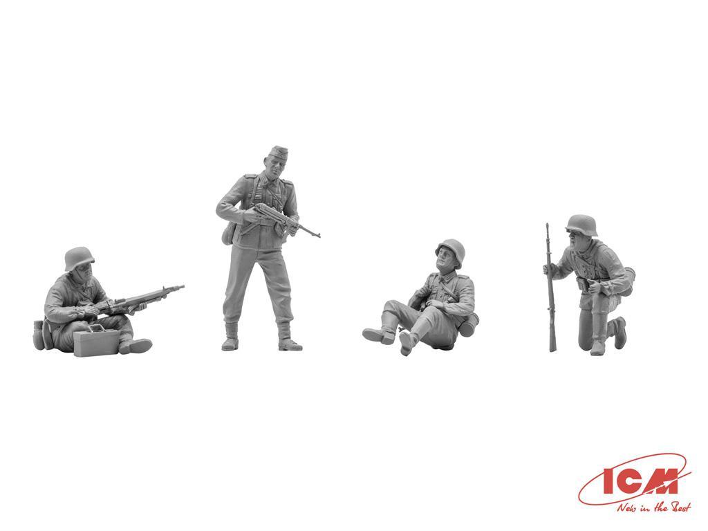 German Tank Riders 1942-1945 (Vista 3)