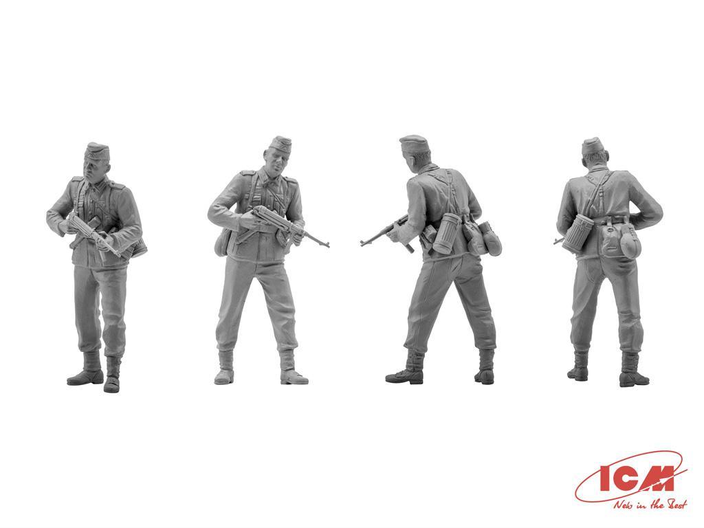 German Tank Riders 1942-1945 (Vista 4)