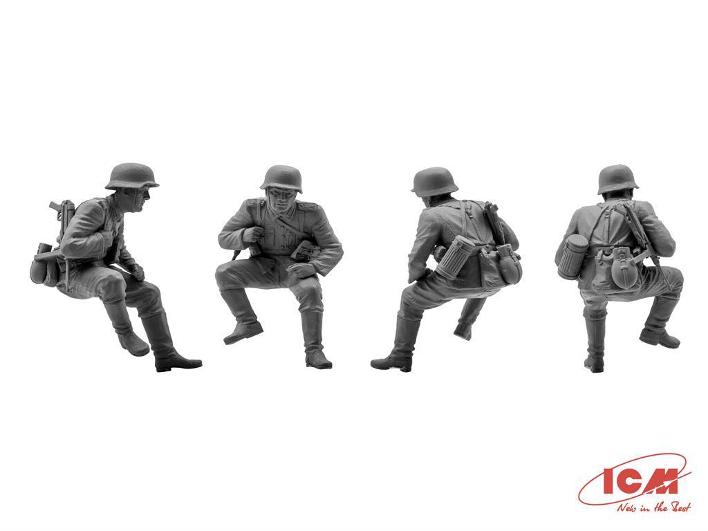 German Tank Riders 1942-1945 (Vista 5)