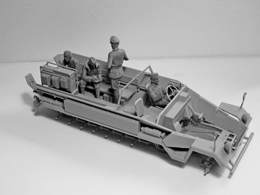 Dotacion de Vehículos Alemánes 1939-1942 (Vista 5)