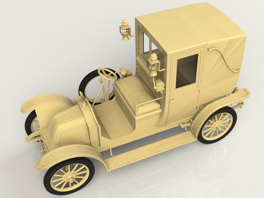 Type AG 1910 London Taxi (Vista 4)