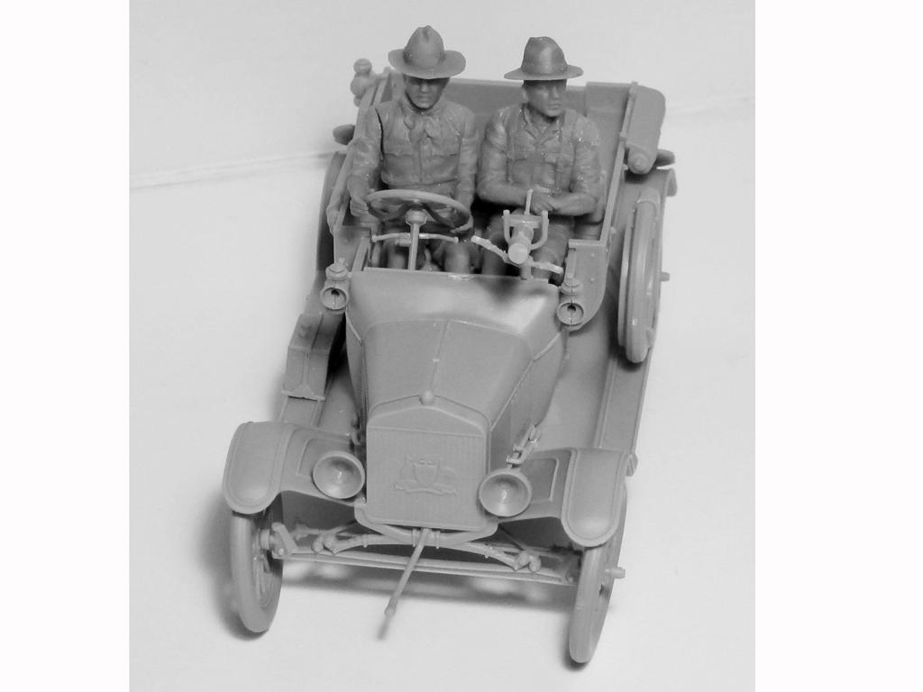 Model T 1917 LCP with ANZAC Crew (Vista 2)