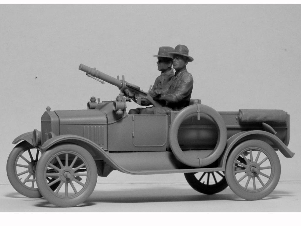 Model T 1917 LCP with ANZAC Crew (Vista 3)