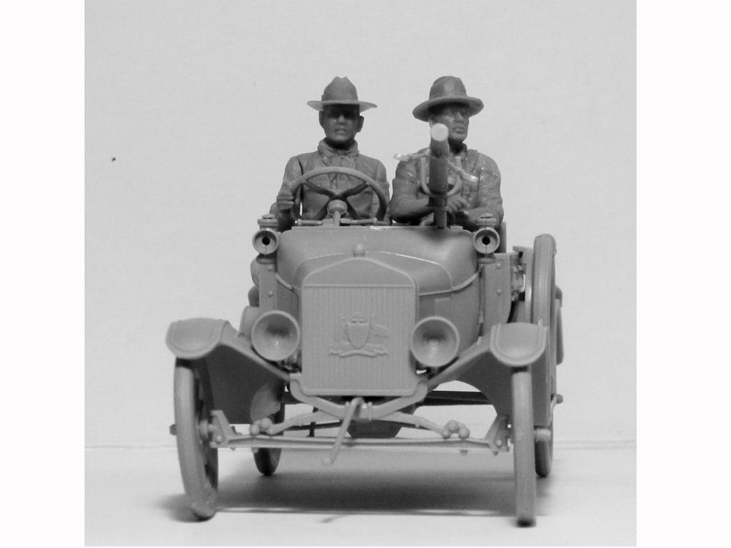Model T 1917 LCP with ANZAC Crew (Vista 7)